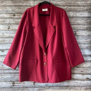 90s Vintage Made in USA Alfred Dunner Blazer